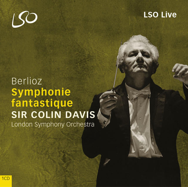 Berlioz: Symphonie fantastique album cover