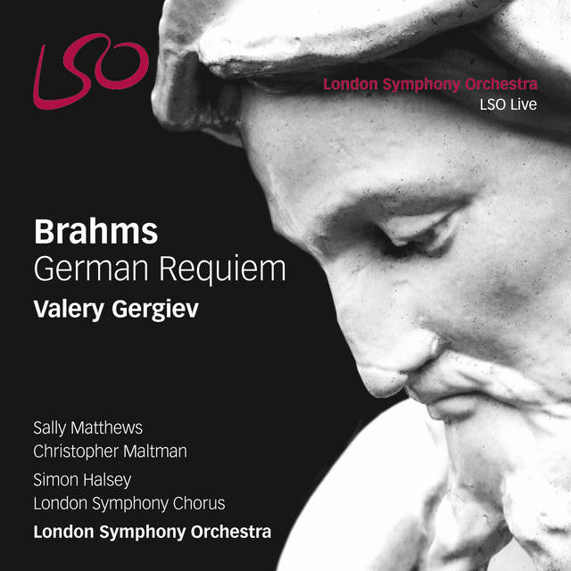 Brahms: German Requiem, Op. 45 album cover
