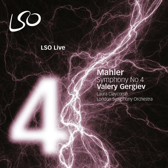 Mahler: Symphony No. 4 album cover