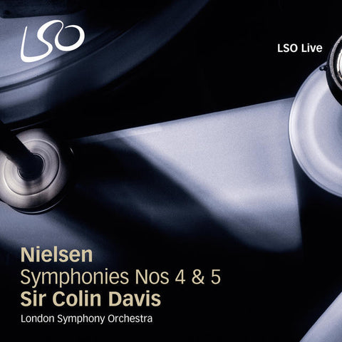 Nielsen: Symphonies Nos 4 & 5 [digital download]