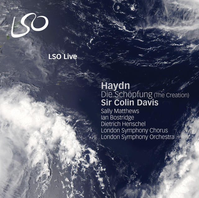 Haydn: The Creation (Die Schöpfung) album cover