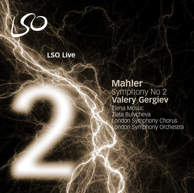 Mahler: Symphony No. 2 album cover