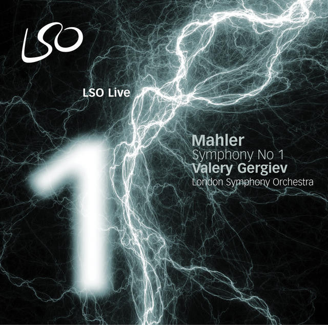 Mahler: Symphony No. 1 album cover