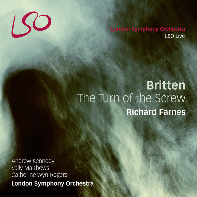 Britten: The Turn of the Screw, Op. 54 album cover