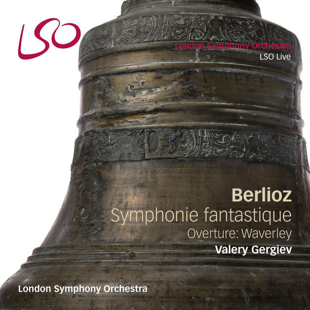 Berlioz: Symphonie Fantastique, Waverley album cover
