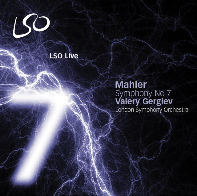 Mahler: Symphony No. 7 album cover