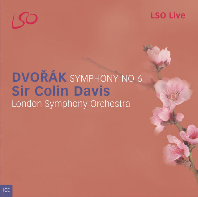 Dvorák: Symphony No. 6 album cover