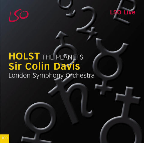 Holst: The Planets [download]