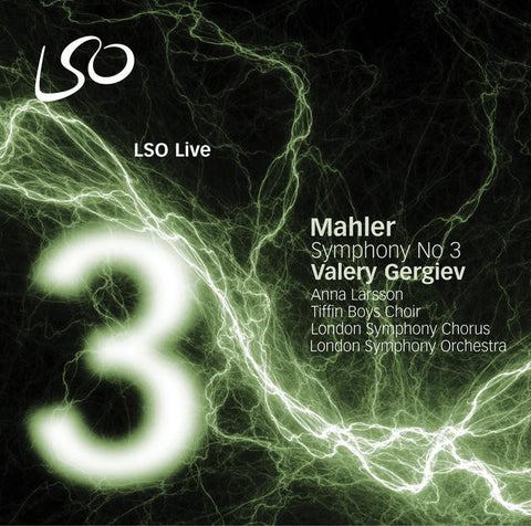 Mahler: Symphony No 3 [download]