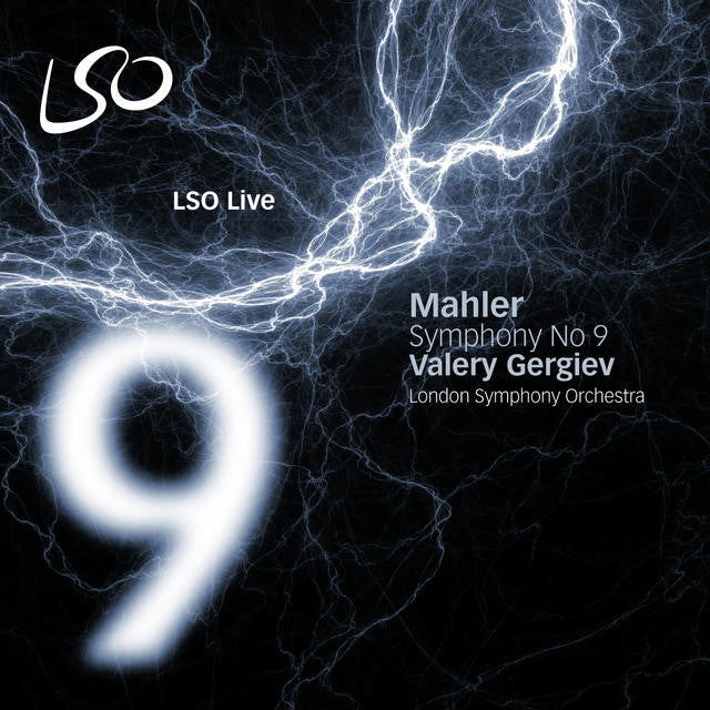 Mahler: Symphony No. 9 album cover