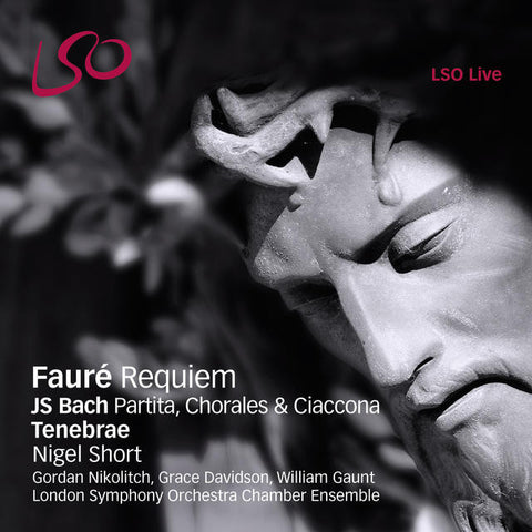 Fauré: Requiem / Bach: Partita for Violin No 2
