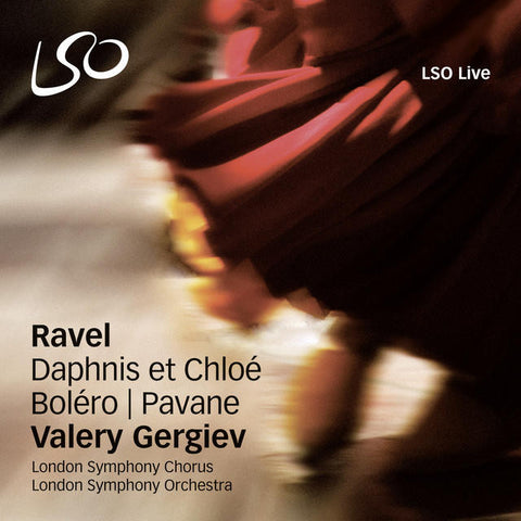 Ravel: Daphnis et Chloé [digital download]