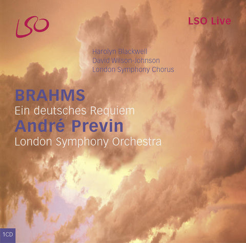 Brahms: German Requiem [digital download]