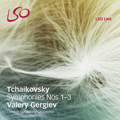 Tchaikovsky: Symphonies Nos 1–3 [download]