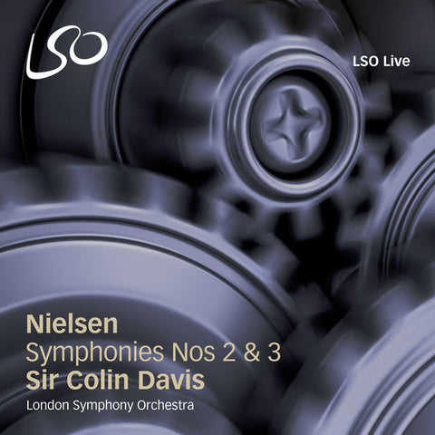 Nielsen: Symphonies Nos 2 & 3 [download]
