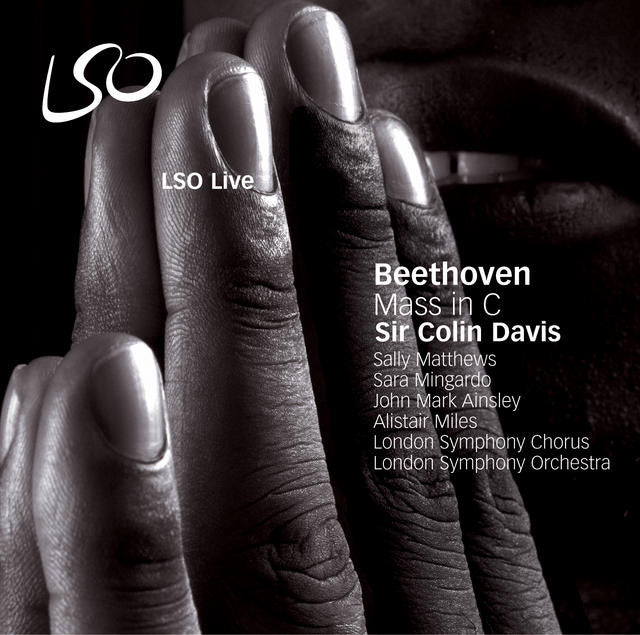 Beethoven: Mass In C album cover