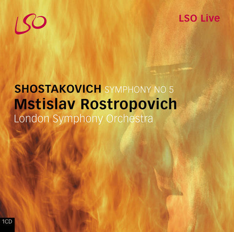 Shostakovich: Symphony No 5 [digital download]