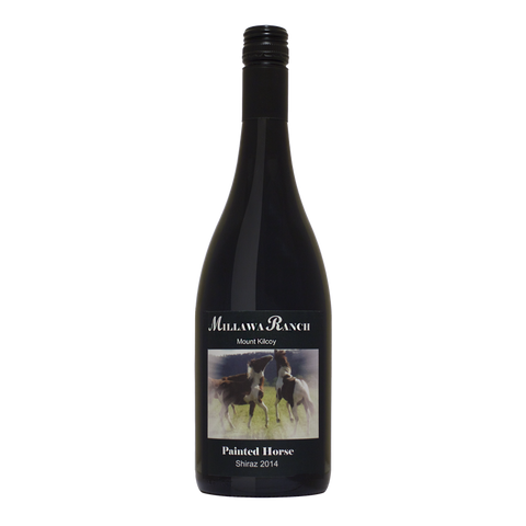 Painted Horse Shiraz 2014