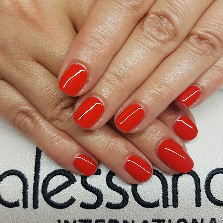 Manicure Gelish/ Lac Sensation