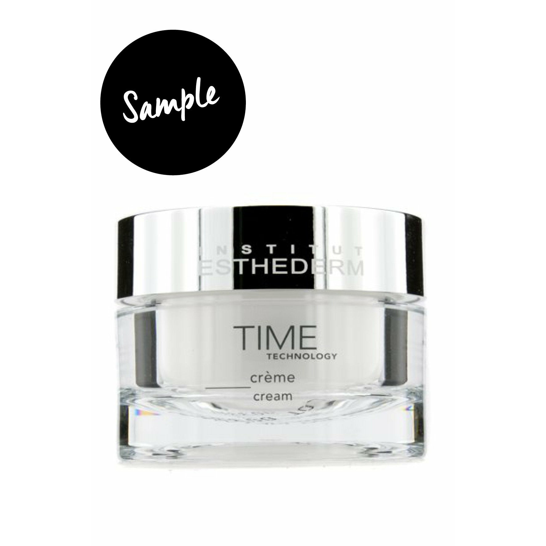 SAMPLE: Time Technology creme