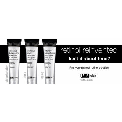 Intensive age refining treatment - 0,5% pure retinol night