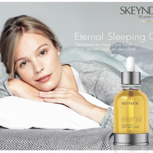 Eternal Line - Sleeping Oil