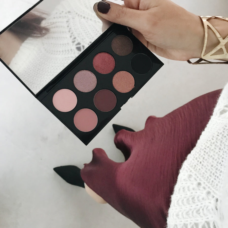 ColourPlay Palette - berry vogue