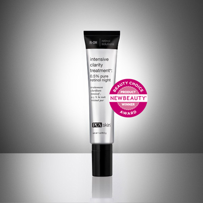Intensive brightening treatment - 0,5% pure retinol night