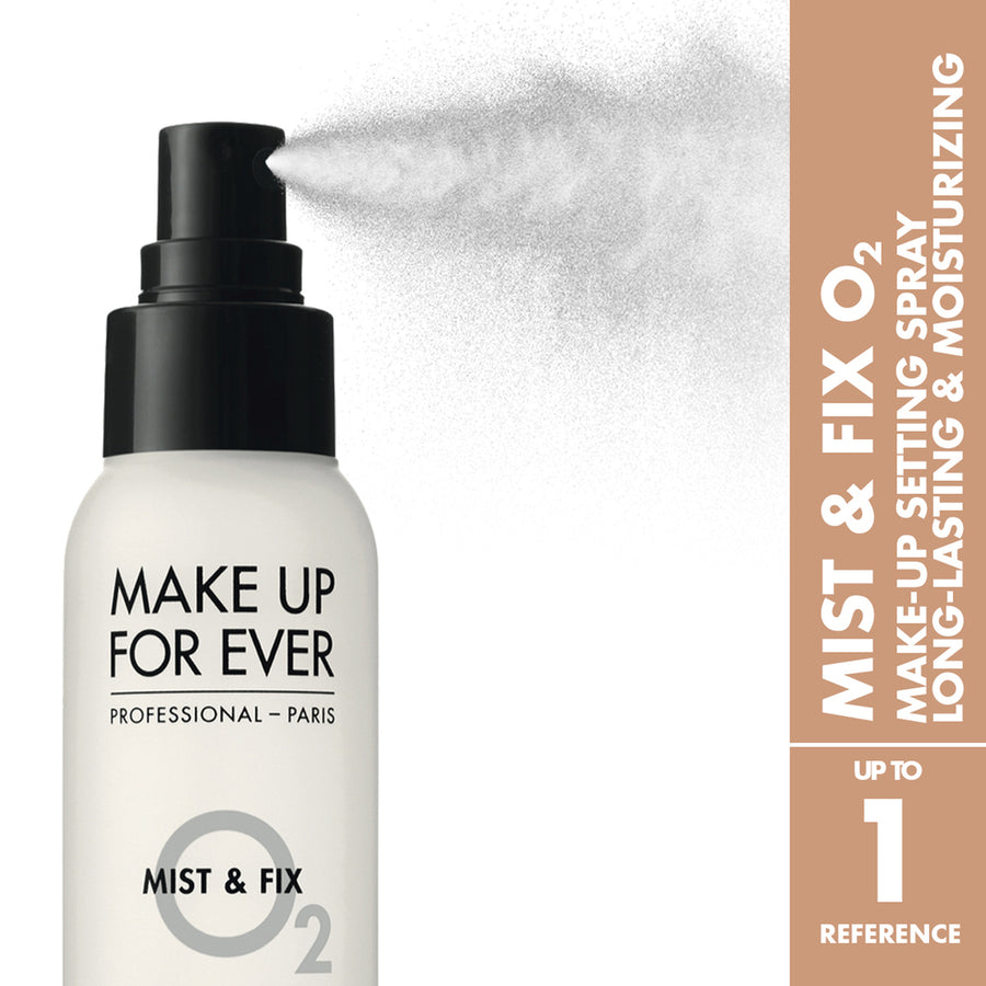 Mist & Fix - Make-up setting spray