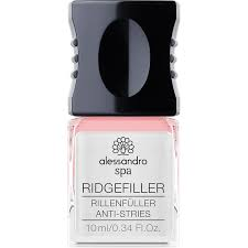 Spa nail care - ridge filler