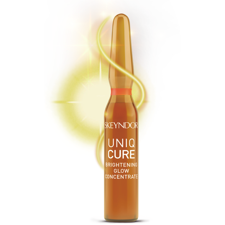 UNIQCURE ampoule - Brightening Glow Concentrate