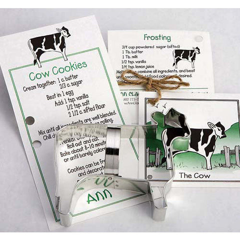 AC Cow Cookie Cutter (High Quality)