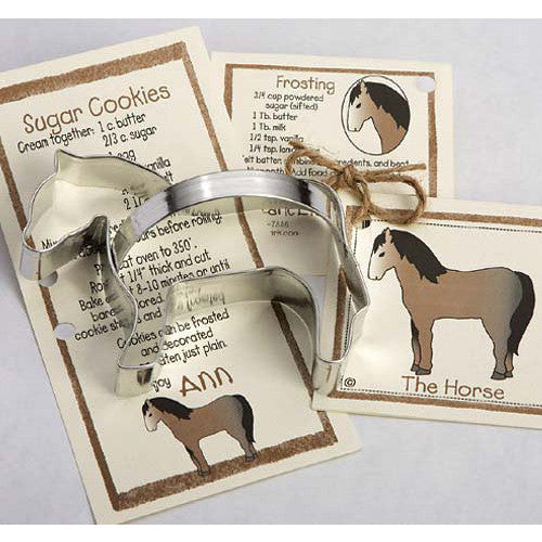 AC Horse Cookie Cutter (High Quality)