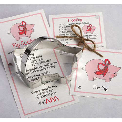 AC Piggy Cookie Cutter (High Quality)