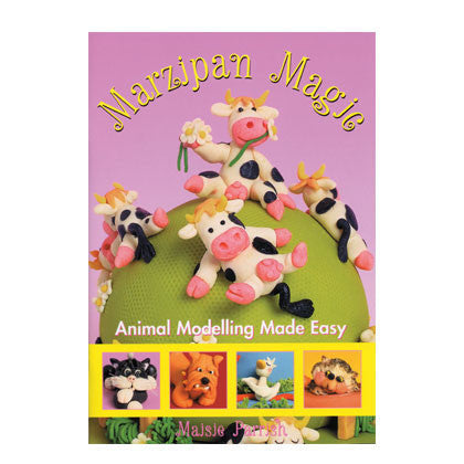 Marzipan Magic by Maisie Parrish