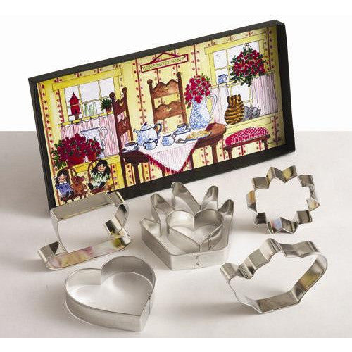 AC Tea Party Gift Set Cookie Cutter (High Quality)