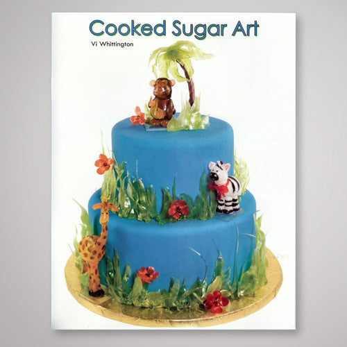 """Cooked Sugar Art"" by Vi Whittington"