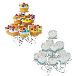 Cupcakes 'N More® 13 Count Small Dessert Stand