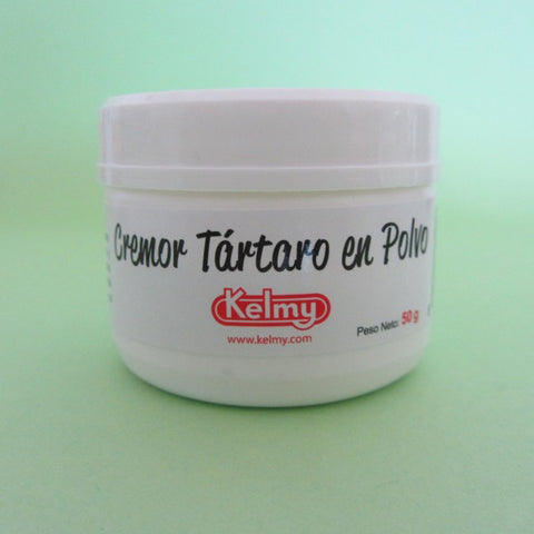 Kelmy Cream of Tartar 50gr