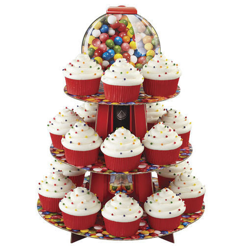 Wilton Gumball Cupcakes Stand