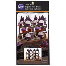 Wilton Haunted House Treat Stand