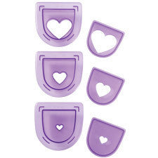 Wilton Heart Insert Set