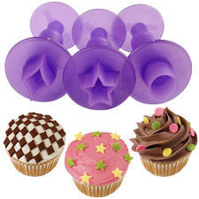 Wilton Classic Shapes Mini Fondant Cut-Outs Set