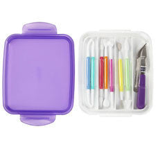 Wilton 10-Pc. Fondant and Gum Paste Tool Set