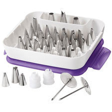 Wilton master tip Set (55tips)