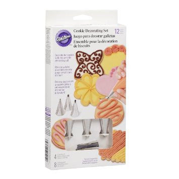 Wilton 12-Pc. Cookie Decorating Set