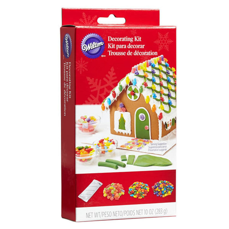 Wilton Gingerbread Candy Assortment Deco