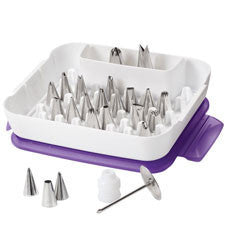 Wilton Deluxe Tip Set 22pcs