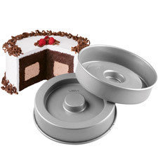 Wilton Fanci-Fill™ Cake Pan Set