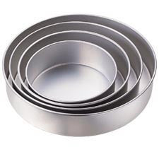 Wilton Performance Pans™ Round Pan Set, 3 in. Deep